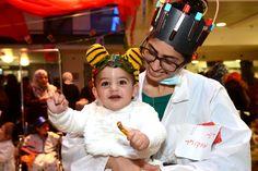 Purim Brings a Party to Pediatrics | Hadassah, The Women's Zionist Org of America