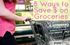 Grocery Store Steals and Tips | via @SparkPeople #food #shop #coupon #supermarket #SparkMoms