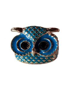 Blue on the Pr-Owl Ring