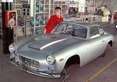 Zagato Lancia Flaminia Sport 1963