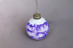 DIY Glass Ornament Inspiration