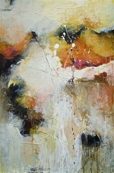 Original art for sale at UGallery.com | Speculation by Karen Hale | acrylic painting