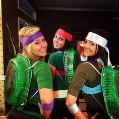 8 Creative Homemade Group Costume Ideas From Instagram