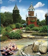 Schlitterbahn ~ New Braunfels Best waterpark ever! combines pool water and river rapids!