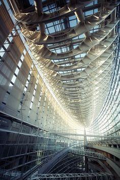 Tokyo, International Forum Building, Japan