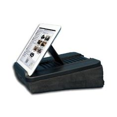 Prop 'n Go - Hybrid Lap Stand for iPad & Kindle with Adjustable Angle Control and Storage Pocket $49.95 (23 customer reviews)