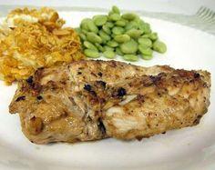 Dijon Balsomic Grilled Chicken