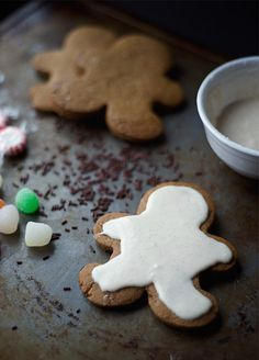 Gingerbread Cookie G
