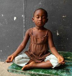 ghana, soul searching, mindfulness meditation, lotus, peace, children, kid yoga, kid stuff, yoga kids