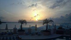Bermuda sunrise, July 21, 2012.