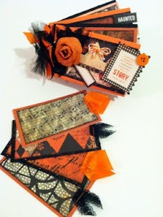 Tutorial - Halloween tp mini