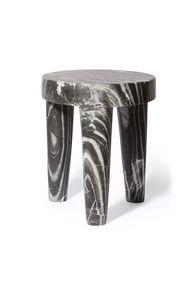 Tribute Stool #kellywearstler #furniture #home #decor #stool #marble