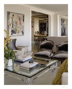 Design Chic: House Tour: Pacific Heights Residence
