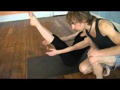 Ashtanga Yoga: Navasana with David Garrigues - YouTube