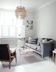 Light scandi living