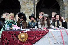 Koper, 1.03.2014 - 5.03.2014 6. istrski karneval - Velika Istrska Pustna Povorka v Kopru // Corteo del Carnevale Istriano in Capodistria 90.fotka
