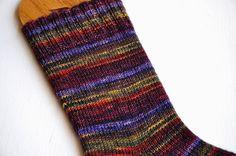 Ravelry: thing4string's Dream World socks