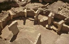 Gobekli Tepe ( Turkey )is staggeringly ancient. Carbon dating of organic matter adhering to the megaliths shows that the complex is 12,000 years old. That is to say, it was built around 10,000–9,000 BC. By comparison, Stonehenge was built around 2,000–2,500 BC. Prior to the discovery and dating of Gobekli Tepe, the most ancient megalithic complex was thought to be in Malta, dated around 3,500BC.