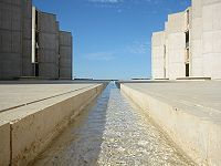 Salk Institute for Biological Studies at UCSD, La Jolla
