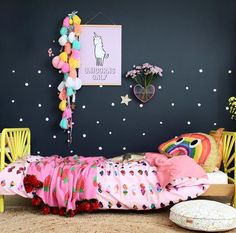 Cool kids rooms | to