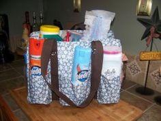 Love this Organizing Utility Tote!!  www.mythirtyone.com/laurat
