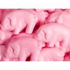 minecraft candy pig