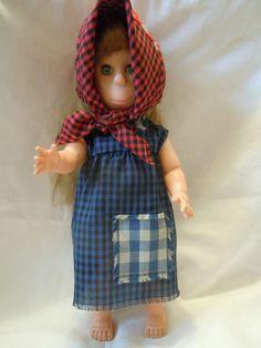 Poor pitiful Pearl doll