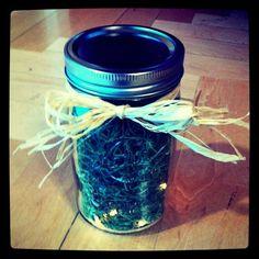 firefly mason jar..