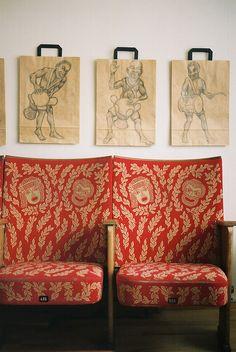 bag art and divine seats
