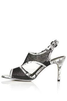 NAOMI Mesh Sandals