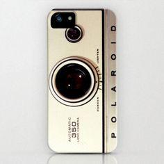 Land camera iPhone case.