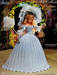 CROCHET COLLECTOR COSTUME 57 - tracy dowling - Picasa Web Albums