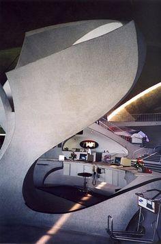 AD Classics: TWA Terminal / Eero Saarinen - © Flickr – User: So Cal Metro