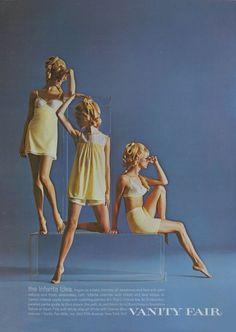 Vanity Fair 1970s lingerie