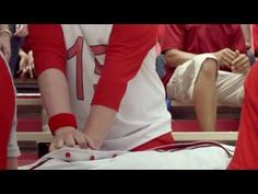 """Two Steps of Staying Alive with """"Hands Only CPR"""" from the American Heart Association."""
