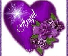 "Purple "" Angel """