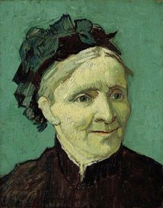 There is a good chance that Vincent van Gogh became such a great artist, because of the creative influence of his mother Anna. You can read more about Anna and the relationship she had with her son via http://www.leiden.nu/opinie/waarom-van-goghs-moeder-naar-leiden-moet (in Dutch), written by one of our fans: Auke-Florian.  Vincent van Gogh (1853-1890), Portrait of Artist's Mother, October 1888. Oil on canvas.  Norton Simon Museum (Norton Simon Art Foundation).