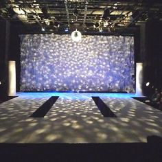 Platform For Fashion Show Staging Ideas