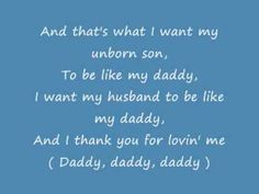 Daddy - Beyonce This has been my ringtone for my dad for years!!! Def dancing to this at my wedding :)