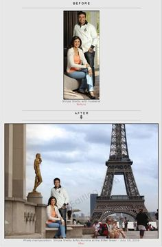Transform photo with background change. Replace background, new background - tranform photo. Quick photo editing is free.  http://www.freephotoediting.com/samples/change-background/058_shilpa-shetty-and-husband-at-eiffel-tower-july-2010.htm