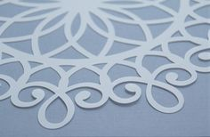 Tutorial about using your Sizzix Eclips to cut reusable stencils.