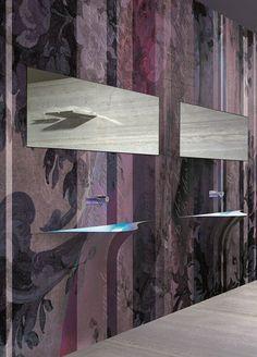 Water-based decorative painting finish AFFRESCHI by Antonio Lupi Design®   #design PIETRO GAETA @antonio lupi