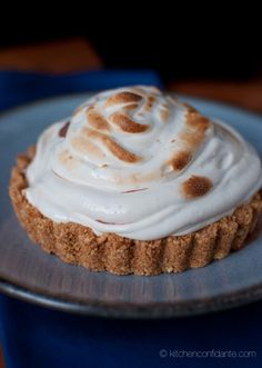 Smores Ice Cream Pie-