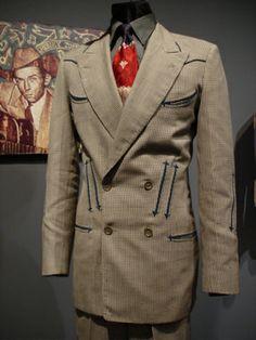 Hank William's Nudie Suit