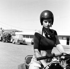 The Women's Motorcycle Exhibition:: Lanakila MacNaughton