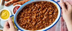 Easy Baked Beans Recipe | Campbell's Kitchen