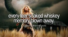 """Blown Away""  Carrie Underwood"