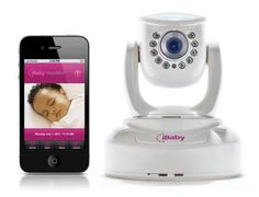 iBaby Monitor  Unnecessary, but cool.
