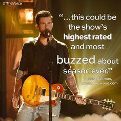 The Voice Season 5!