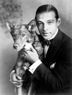Rudolf Valentino c.1920's